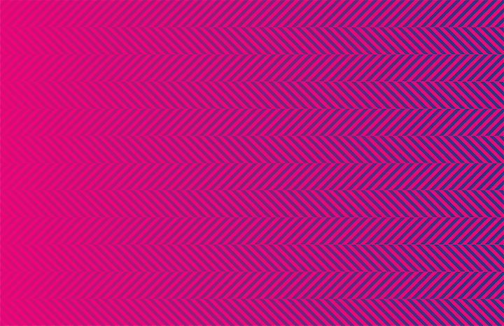 ICF Next pattern arrows - magenta