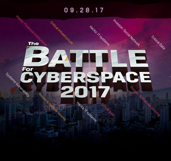The Battle for Cyberspace