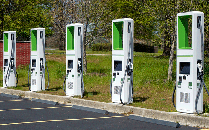 charge electric vehicles