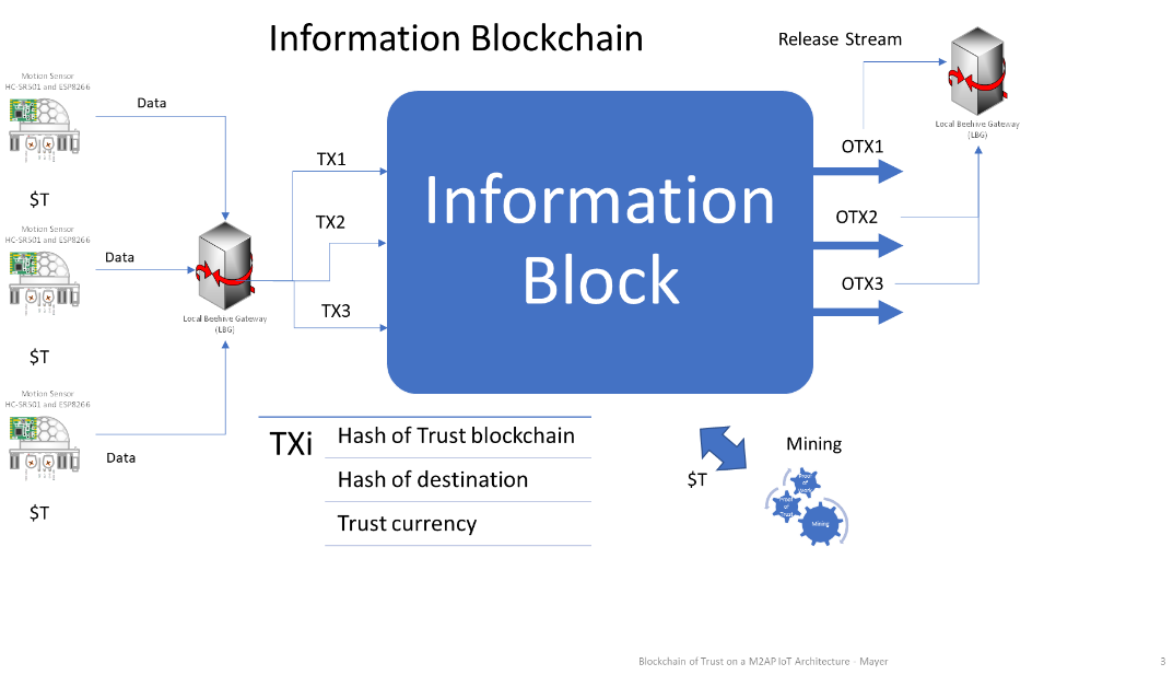 information block example