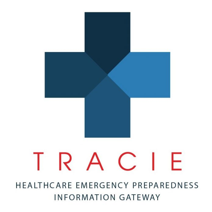 Technical Resources, Assistance Center, and Information Exchange (ASPR TRACIE) logo
