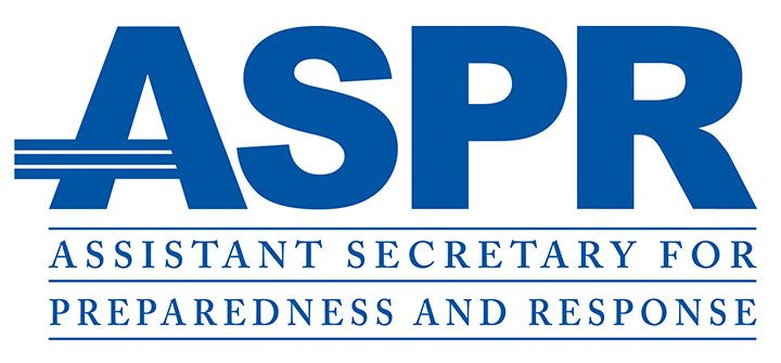 Office of the Assistant Secretary for Preparedness and Response (ASPR) logo