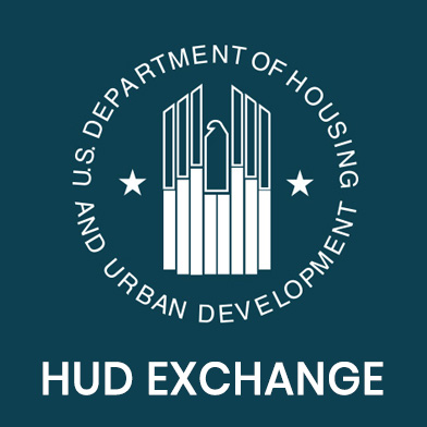 HUD Exchange logo
