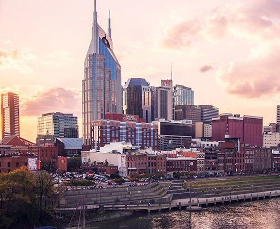 Buildings in the city of Nashville