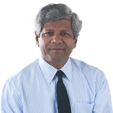 Sudhakar Kesavan, Chairman and CEO ICF International